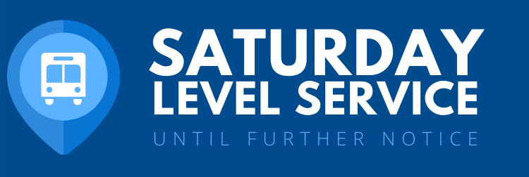 Saturday Level Service