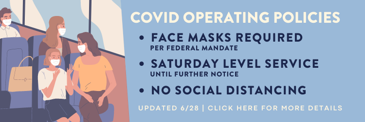 Face Masks & COVID Operations